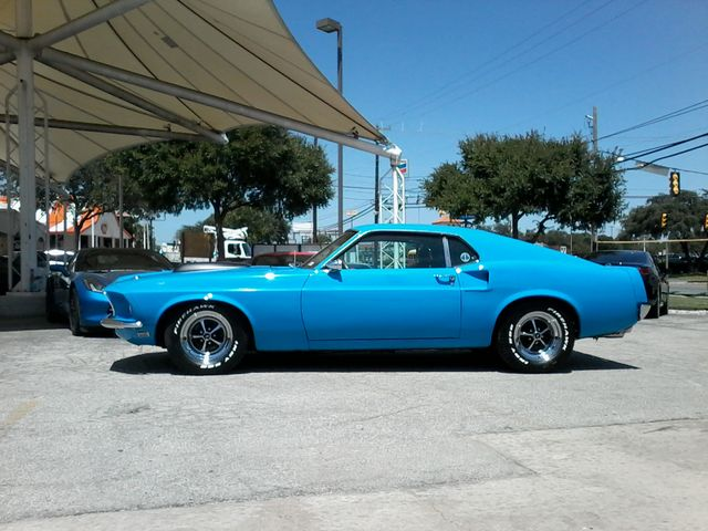 1969 Ford  Mustang Mach 1 Resto -mod Boerne, Texas 6