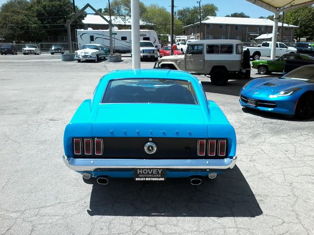 1969 Ford  Mustang Mach 1 Resto -mod Boerne, Texas 7