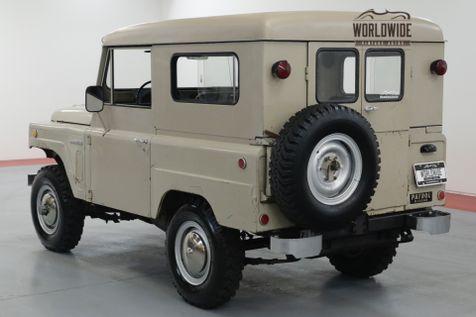 1969 Nissan PATROL DATSUN L60. TIME CAPSULE COLLECTOR. 100% ORIGINAL!   Denver, CO   Worldwide Vintage Autos in Denver, CO
