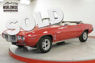 1969 Pontiac FIREBIRD  350V8 AUTO POWER STEERING SUMMER FUN! | Denver, CO | Worldwide Vintage Autos in Denver CO