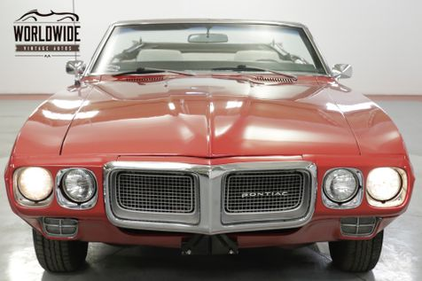 1969 Pontiac FIREBIRD  350V8 AUTO POWER STEERING SUMMER FUN! | Denver, CO | Worldwide Vintage Autos in Denver, CO