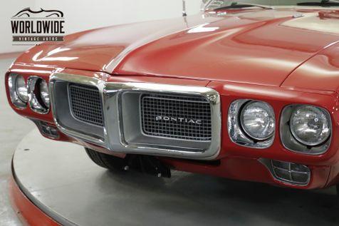 1969 Pontiac FIREBIRD  350V8 AUTO POWER STEERING SUMMER FUN!   Denver, CO   Worldwide Vintage Autos in Denver, CO