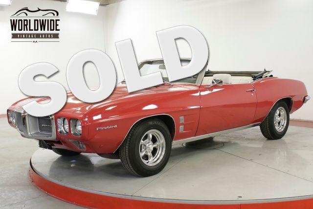 1969 Pontiac FIREBIRD  in Denver CO