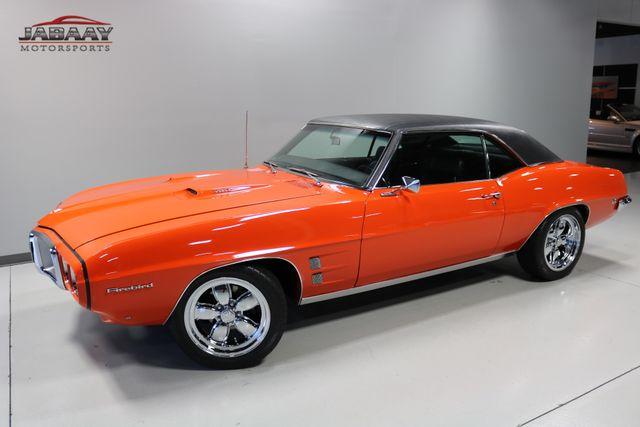 1969 Pontiac Firebird Merrillville, Indiana 25