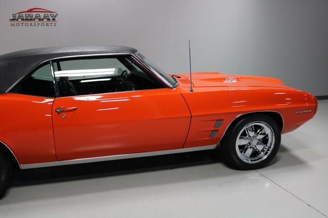 1969 Pontiac Firebird Merrillville, Indiana 35