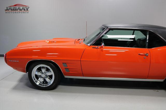 1969 Pontiac Firebird Merrillville, Indiana 28