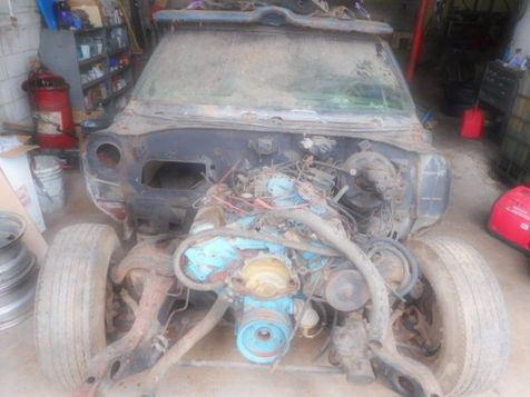 1969 Pontiac GTO BARN FIND in , Ohio