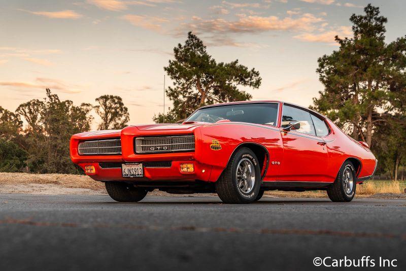 1969 Pontiac GTO  | Concord, CA | Carbuffs in Concord, CA