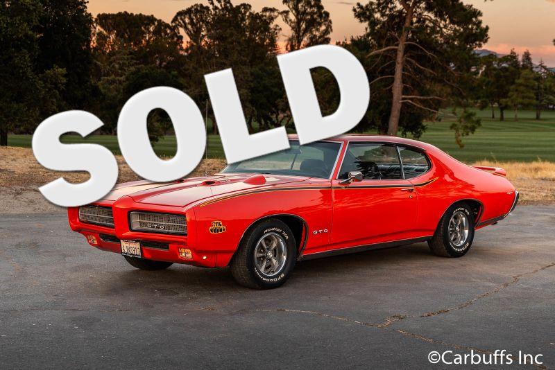 1969 Pontiac GTO    Concord, CA   Carbuffs