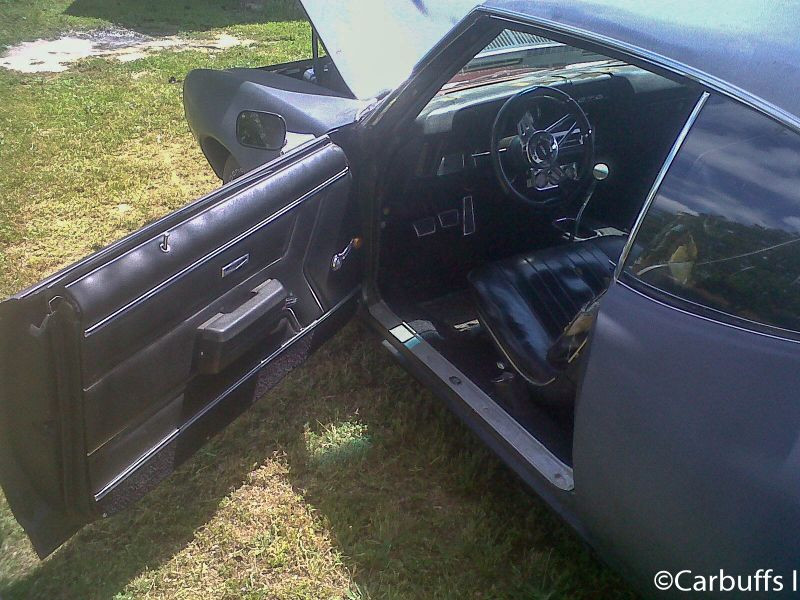 1969 Pontiac GTO    Concord, CA   Carbuffs in Concord, CA