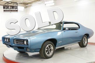 1969 Pontiac GTO in Denver CO