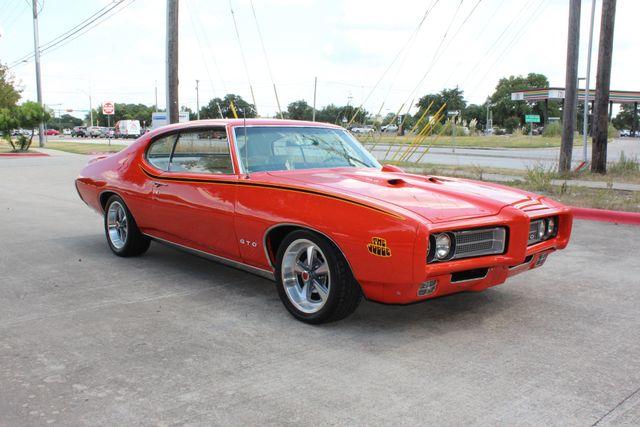 1969 Pontiac GTO Judge Clone Austin , Texas 3