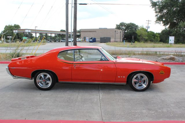 1969 Pontiac GTO Judge Clone Austin , Texas 6