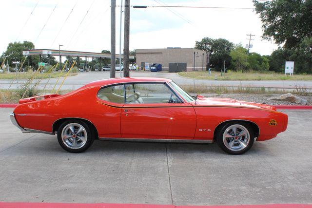 1969 Pontiac GTO Judge in Austin, Texas 78726