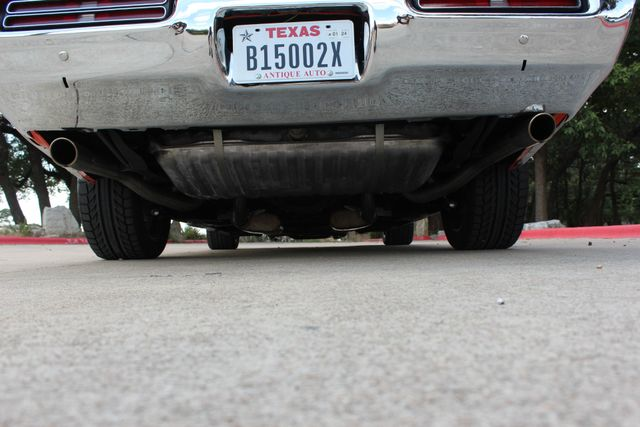 1969 Pontiac GTO Judge Clone Austin , Texas 9