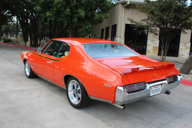 1969 Pontiac GTO Judge Clone Austin , Texas 10