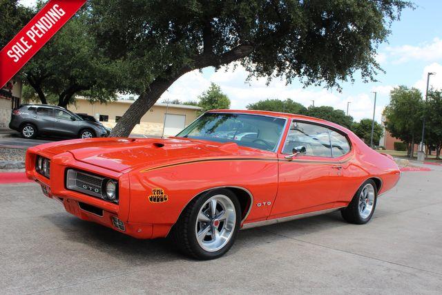 1969 Pontiac GTO Judge Clone