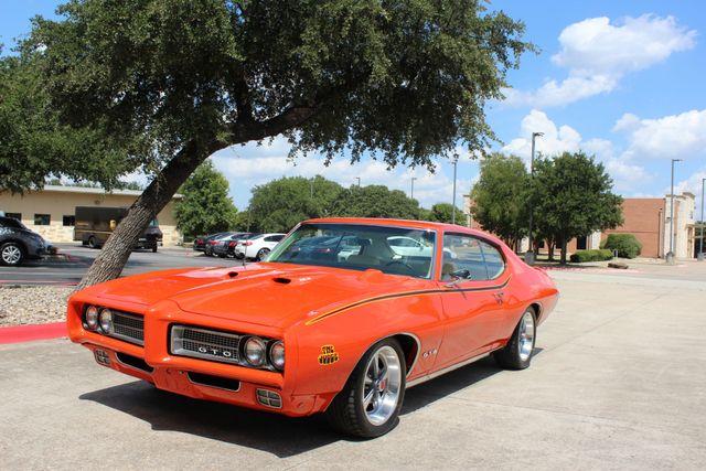 1969 Pontiac GTO Judge Clone Austin , Texas 11