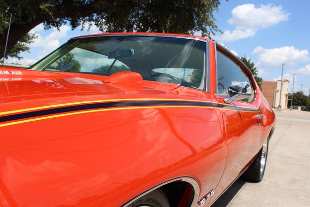 1969 Pontiac GTO Judge Clone Austin , Texas 12