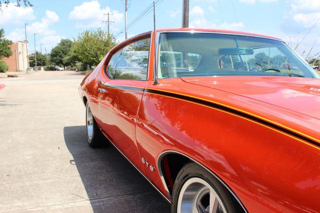 1969 Pontiac GTO Judge Clone Austin , Texas 4