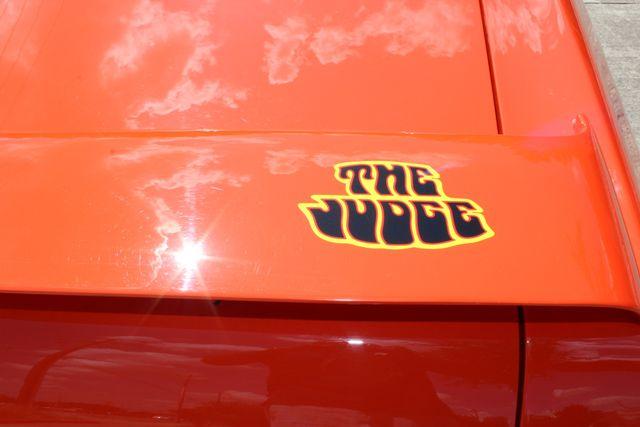1969 Pontiac GTO Judge Clone Austin , Texas 27