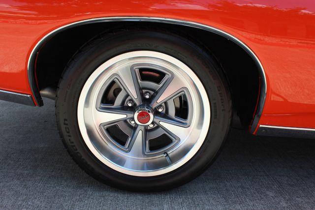1969 Pontiac GTO Judge Clone Austin , Texas 17