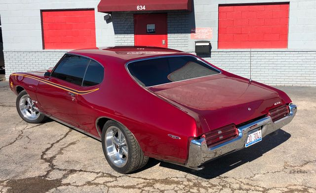 1969 Pontiac GTO RESTOMOD in Valley Park, Missouri 63088