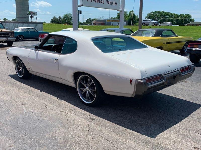 1969 Pontiac Lemans Tempest Custom S  St Charles Missouri  Schroeder Motors  in St. Charles, Missouri