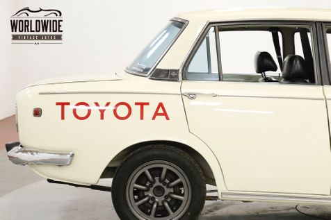 1969 Toyota CORONA  RARE JAPANESE COLLECTOR RACE WHEELS/MIRRORS  | Denver, CO | Worldwide Vintage Autos in Denver, CO