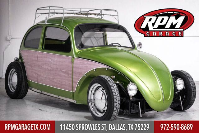 1969 Volkswagen Beetle Full Resto Mod With Upgrades