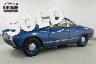 1969 Volkswagen KARMANN GHIA BEAUTIFUL 1500CC 4-SPEED MUST SEE   Denver, CO   Worldwide Vintage Autos in Denver CO