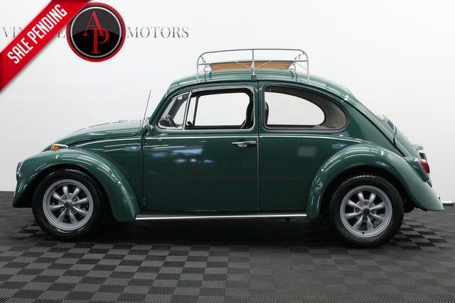 1969 Volkswagen BEETLE ROOF RACK RESTORED