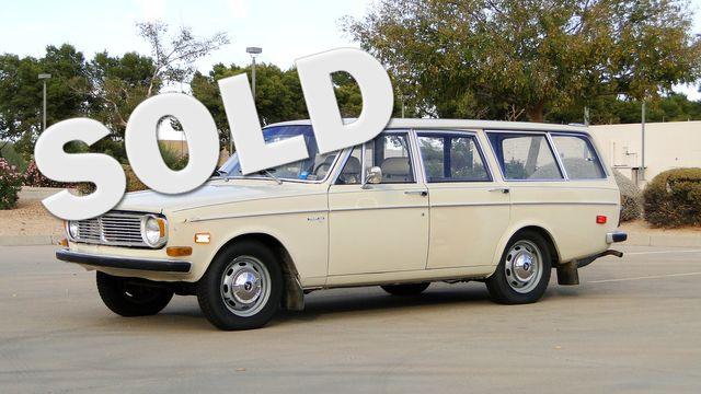 1969 Volvo 145S WAGON 5 DOOR ORIG OWNER CAR