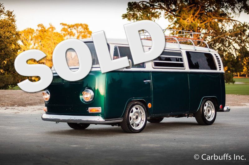 1969 Vw Bus Type 2   Concord, CA   Carbuffs