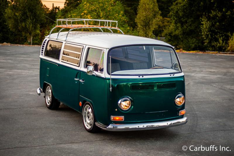 1969 Vw Bus Type 2   Concord, CA   Carbuffs in Concord, CA