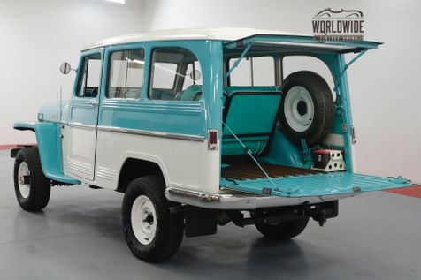 1969 Willys WAGON FULLY RESTORED! RARE! V8! STUNNING. 4X4. | Denver, CO | Worldwide Vintage Autos in Denver, CO