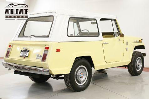 1970 Amc JEEPSTER COMMANDO DAUNTLESS V6 4X4 TH400 AUTO REMOVABLE TOP | Denver, CO | Worldwide Vintage Autos in Denver, CO