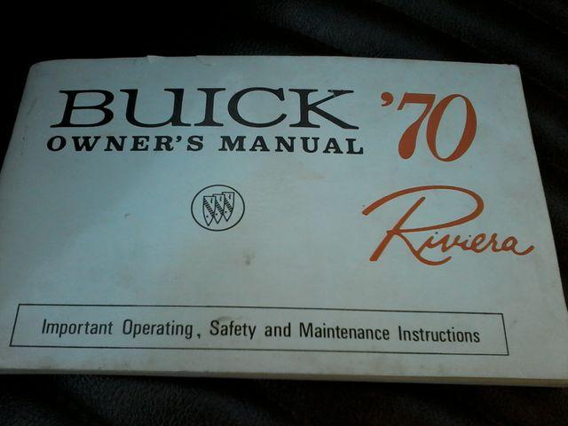 1970 Buick RIVERIA Hardtop Boerne, Texas 28