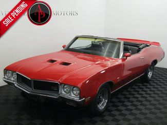 1970 Buick Skylark 455 STAGE 1 ENGINE GS TRIBUTE CONVERTIBLE in Statesville, NC 28677