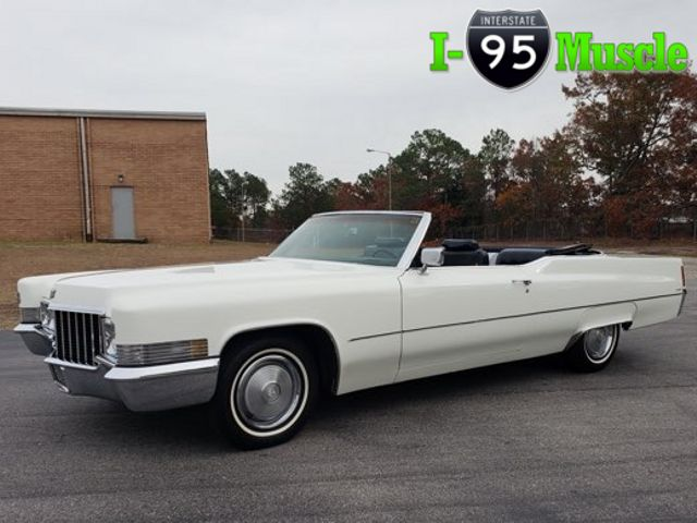 1970 Cadillac DeVille Convertible in Hope Mills NC, 28348