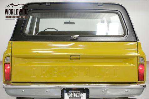 1970 Chevrolet BLAZER  TIME CAPSULE EARLY BLAZER REMOVABLE TOP PS   Denver, CO   Worldwide Vintage Autos in Denver, CO