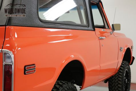 1970 Chevrolet BLAZER CST RESTORED 4x4 AUTO PS PB CONVERTIBLE  | Denver, CO | Worldwide Vintage Autos in Denver, CO