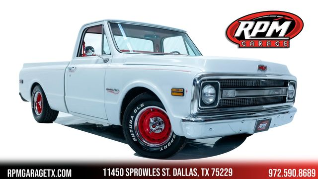 1970 Chevrolet C-10 Custom Show Truck in Dallas, TX 75229
