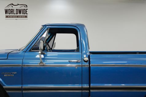 1970 Chevrolet C10 VERY CLEAN FRAME  | Denver, CO | Worldwide Vintage Autos in Denver, CO