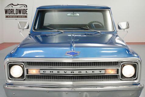 1970 Chevrolet C10 VERY CLEAN FRAME  | Denver, CO | Worldwide Vintage Autos in Denver, CO