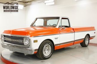 1970 Chevrolet C10 REBUILT 350 PS PB CHROME AUTO | Denver, CO | Worldwide Vintage Autos in Denver CO