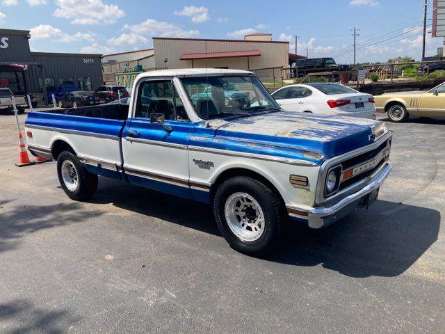 1970 Chevrolet C20 (350) Camper Special in Boerne, Texas 78006