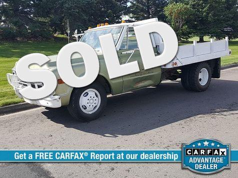 1970 Chevrolet C30 Pickup 2WD Reg Cab Fleetside in Great Falls, MT