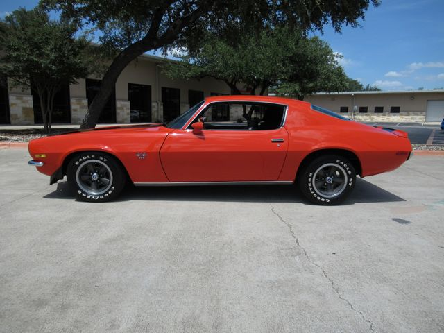 1970 Chevrolet Camaro SS Austin , Texas 1