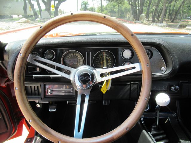 1970 Chevrolet Camaro SS Austin , Texas 19